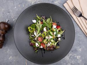 Drivu Locus Greek Salad