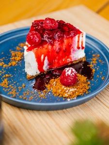 Drivu Rasberry Cheesecake