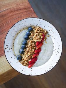 Drivu oatmeal porridge