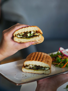 Drivu Mediterranean Sandwich