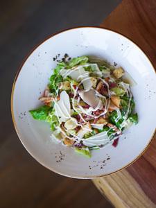 Drivu Ceasar salad