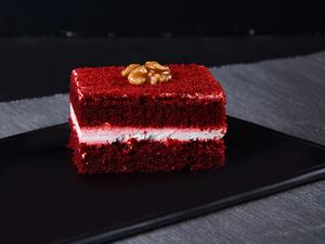 Drivu Red Velvet Cake Slice