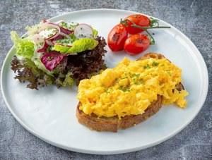 Drivu Scrambled Eggs Plain or with Cheese