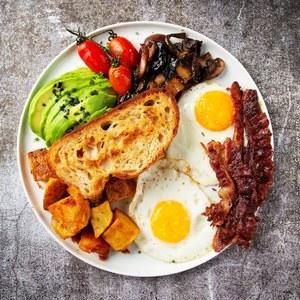 Drivu The Lumber Jack Breakfast