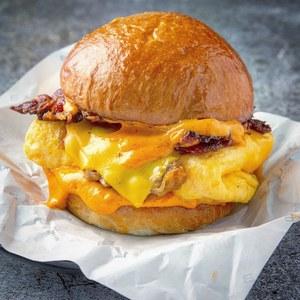 Drivu NYC Bodega Breakfast Sandwich
