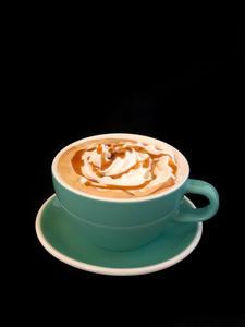 Drivu Hot Toffee Nut Latte
