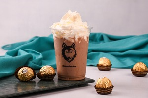 Drivu Ferrero Rocher Milkshake