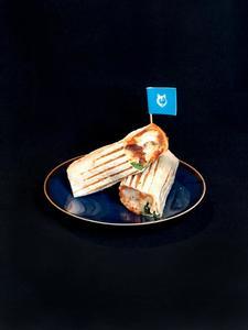 Drivu Italian Chicken Wrap
