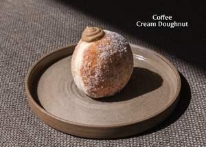 Drivu Coffee Cream Doughnut