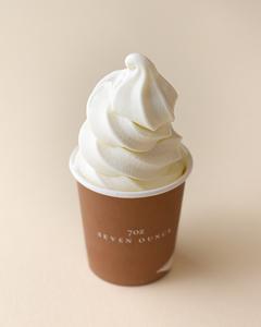 Drivu Vanilla Soft Serve