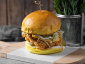Drivu Classic Chicken Sandwich
