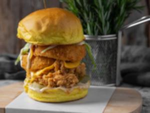 Drivu New York Chicken Sandwich