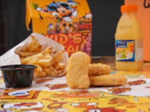 Drivu Kids Nuggets Meal