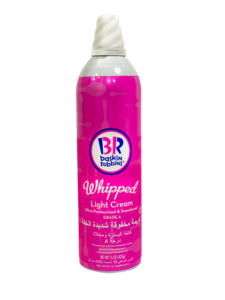 Drivu Whipped Light Cream