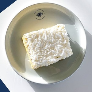 Drivu Coconut Milk Cake