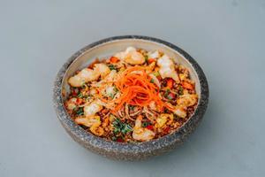 Drivu Tom Yum Fried Rice