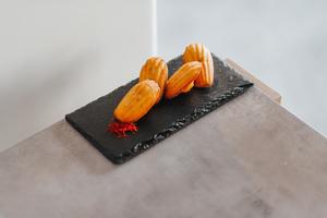 Drivu Madellaine Saffron (3 piece)