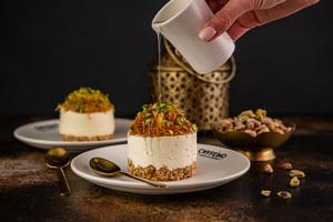 Drivu Kunafa Mistica cake