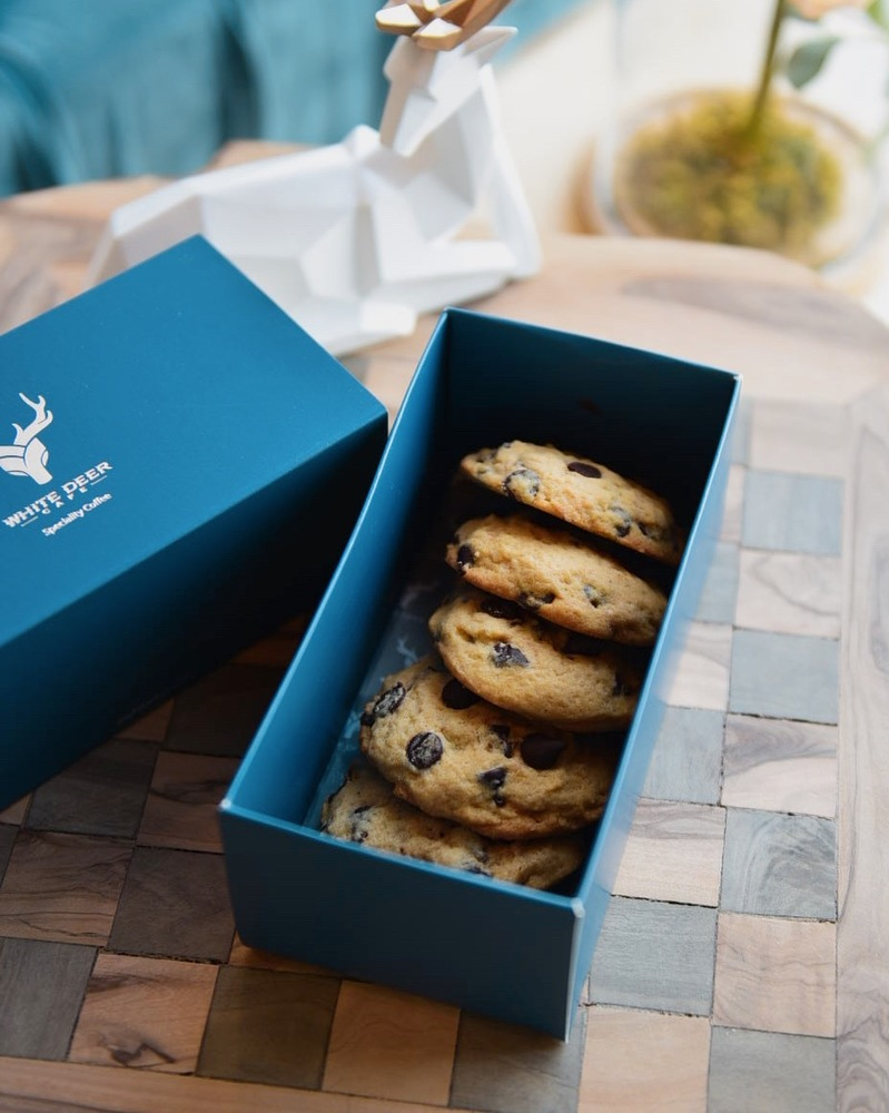 Drivu Chocolate chips cookies Box