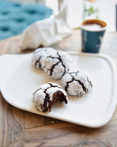 Drivu Double chocolate cookies