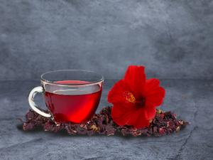 Drivu Hibiscus Tea كركديه