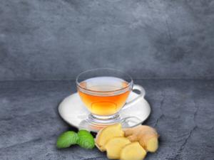 Drivu Ginger Tea شاي زنجبيل