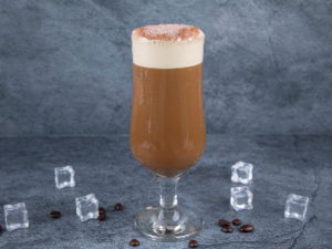 Drivu Iced Mocha Latte موكا بارد