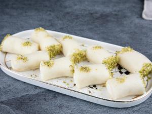 Drivu Rolled Sweet Cheese حلاوة الجبن