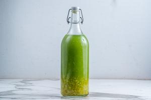 Drivu Apricot & Mint Smoothie Bottle 1L