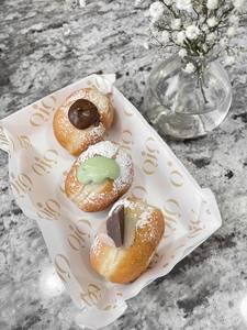 Drivu Pistachio Donut (1 piece)