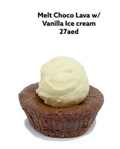 Drivu Chocolava/Vanilla-Icecream