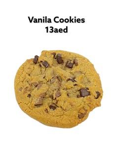 Drivu Vanilla Cookies