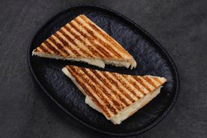 Drivu Halloumi Toast