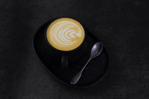 Drivu Saffron Latte