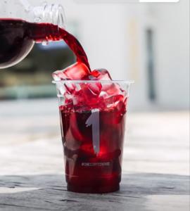 Drivu Hibiscus Tea (8oz cup)