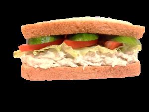 Drivu Chicken Mayo in Sliced Brown Bread