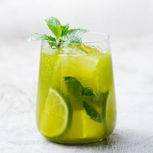 Drivu Iced Green Mint Tea