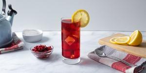 Drivu Iced Pomegranate Tea