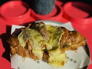 Drivu Cheese Zaatar Croissant
