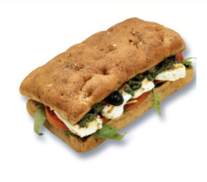 Drivu Grilled Halloumi Zaatar Sandwich