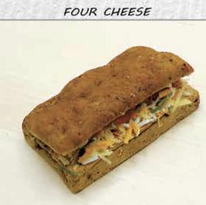 Drivu 4 Cheese Sandwich