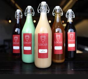 Drivu Red Velvet Latte 1 Liter