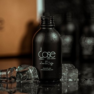 Drivu Mini Black Bottle