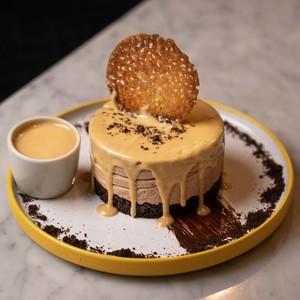 Drivu Chocolate Mousse Cake