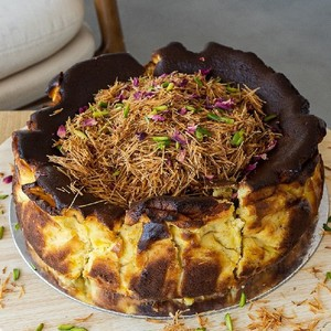 Drivu Kulfi Cheesecake