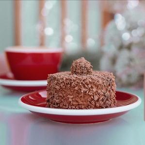 Drivu Double Chocolate Cake
