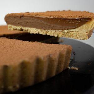 Drivu Swiss Chocolate Tart