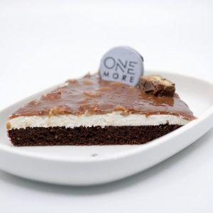 Drivu Chocolate Snickers Cake