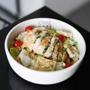 Drivu Chicken Caesar Salad