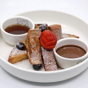Drivu +1 French Toast